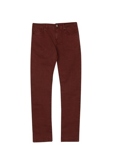 Colin's Pantolon Bordo